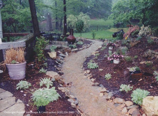 Landscape Design St. Louis