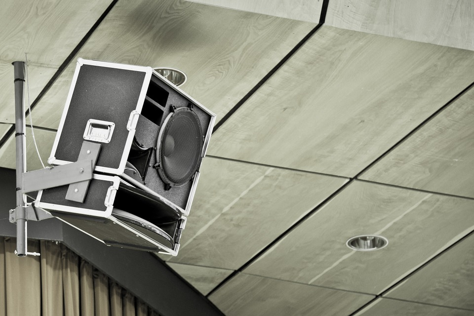 Getting To Know Commercial Ceiling Speakers