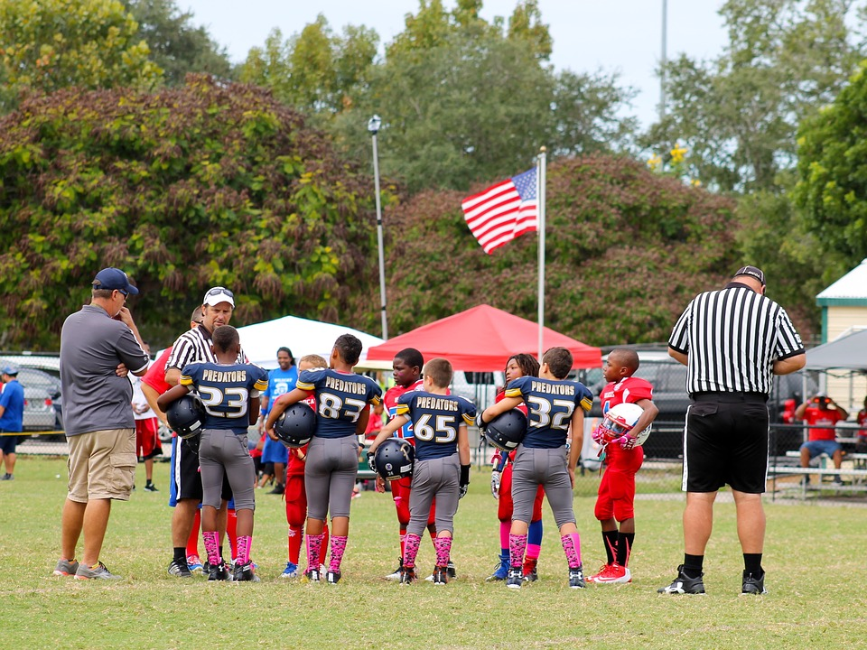 3 Easy Steps For Starting A Pee Wee League Football Team