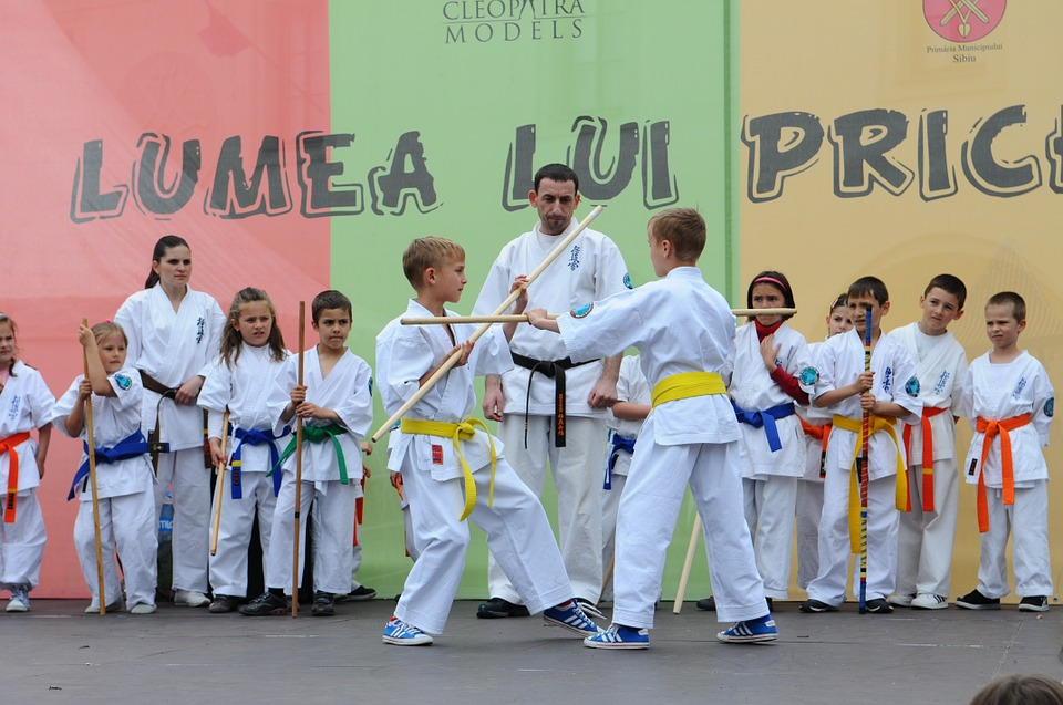 4 Key Tips To Remember When You Enroll Your Child In A Martial Arts Class