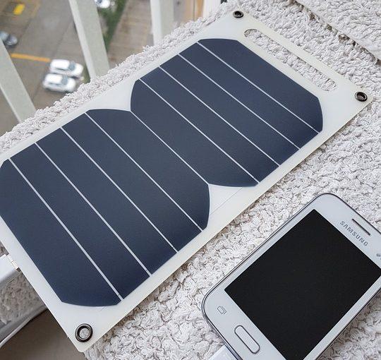 Flexible Solar Panels For Travel