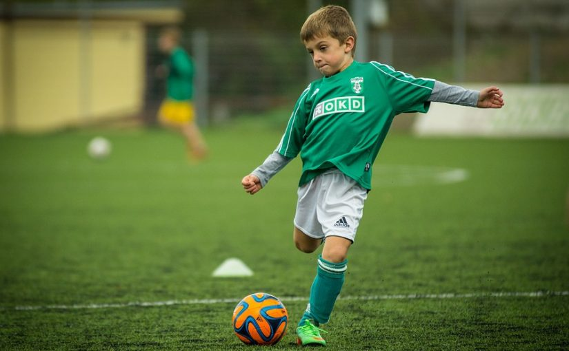 How To Help Your Kid Break In A New Pair Of Asics Football Boots