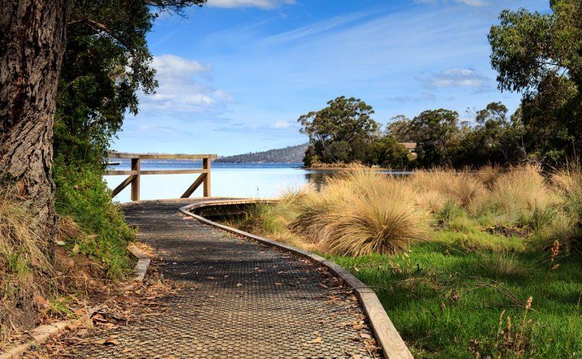 Great Fun At Tasmanian Tourist Parks