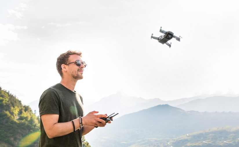 Reasons For Starting A Drone Business