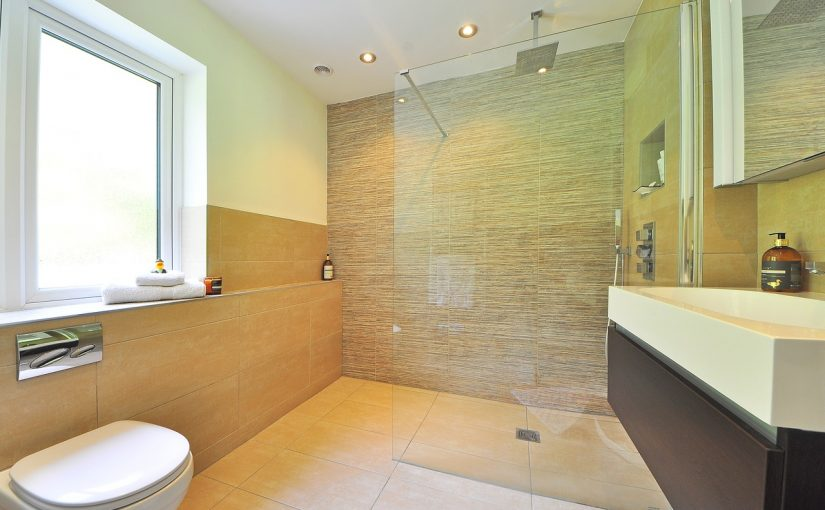 Framless Glass Shower Screens In Australia