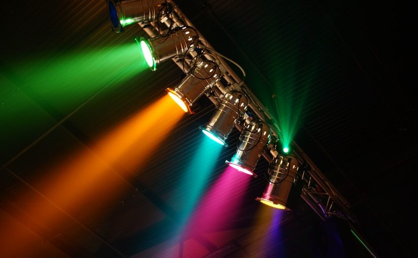 Introduction To Lighting Hire Sydney