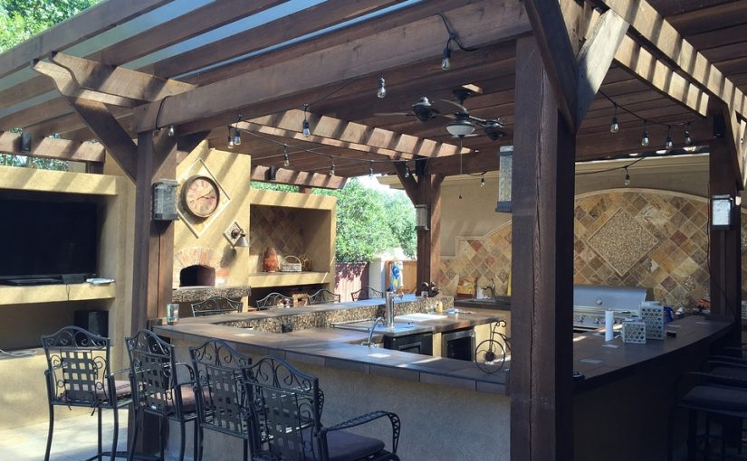 6 Outdoor Kitchen Ideas For Small Spaces To Try In 2019