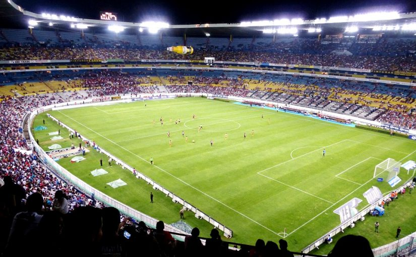 Advantages Of LED Stadium Lighting