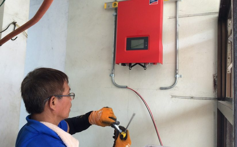 Solar Inverter Replacement Services