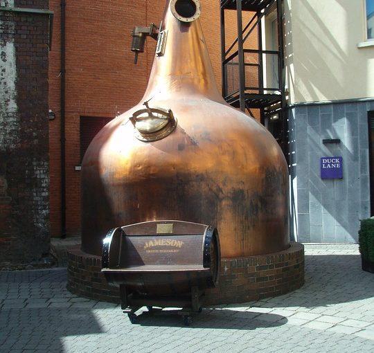 Examine Commercial Distilling Equipment