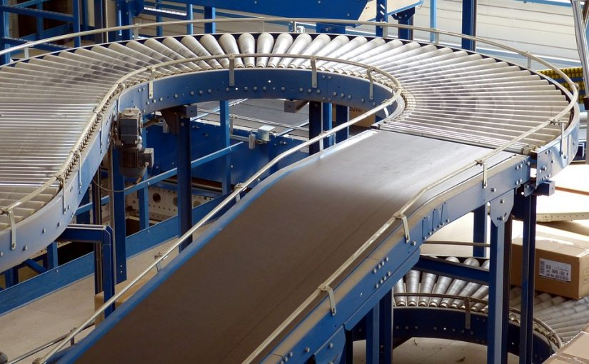 Industrial Use Conveyor Lighting