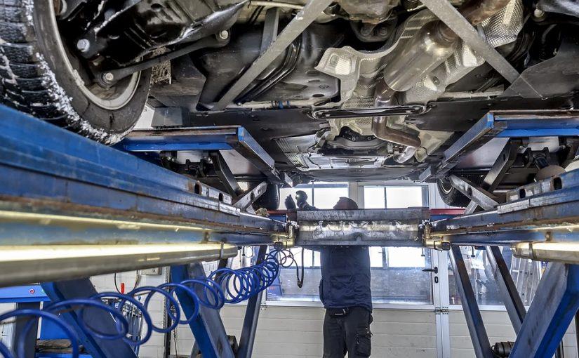 Areas To Emphasize When Seeking Automotive Scissor Lift