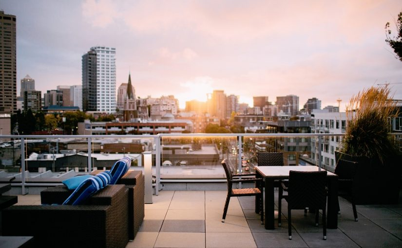Rooftop Lounge In Chicago