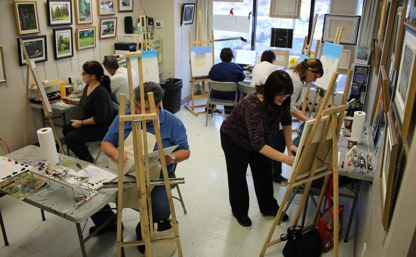 How To Find A Good Life Drawing Class
