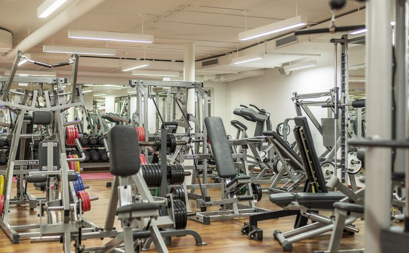 Commercial Gym Equipment At Home