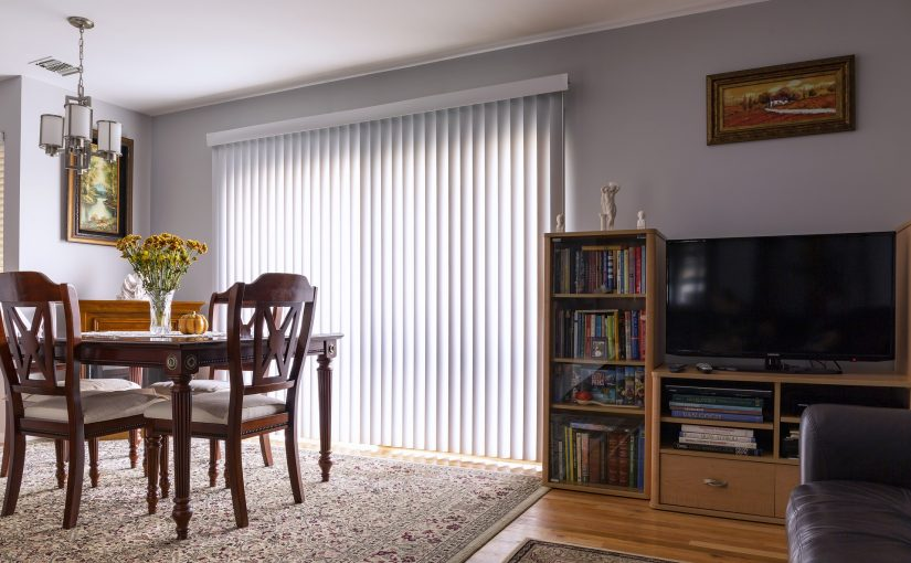 Vertical Blinds St Louis Are A Great Way To Enhance The Beauty Of Your Home