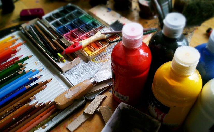 Global Acrylic Paint Is A Must Have For All Painters