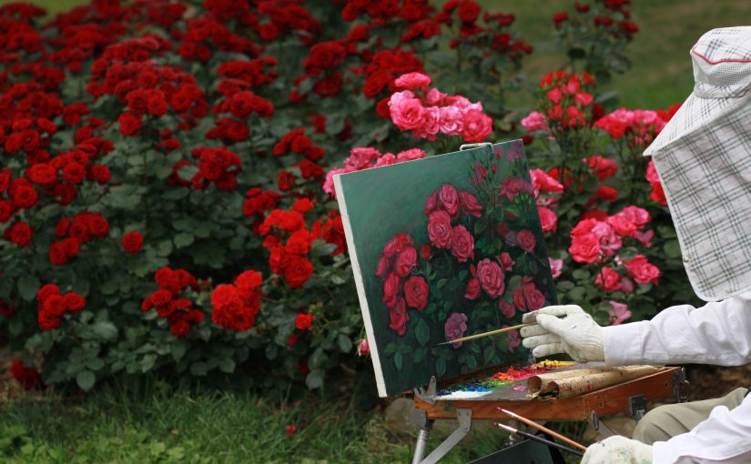 How To Become More Passionate About Fine Art Painting