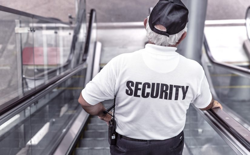 Security Guards For Screening COVID-19